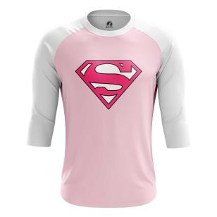 Superman pink logo