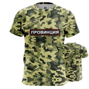 Футболка Провинция 4 - купить в teestore. Доставка по РФ