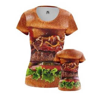 Женская футболка Tasty  купить