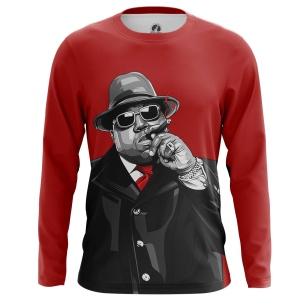 Мужской Лонгслив The Notorious B.I.G. - купить в teestore