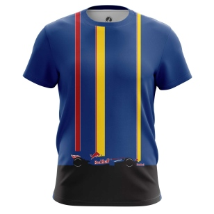 Футболка Red Bull racing - купить в teestore. Доставка по РФ