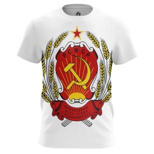 Футболка СССР - купить в teestore. Доставка по РФ