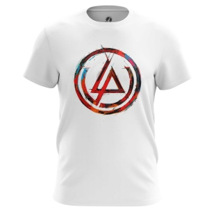 Футболка Linkin Park logo - купить в teestore. Доставка по РФ