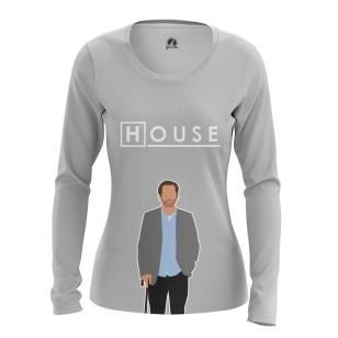 Женский Лонгслив House - купить в teestore