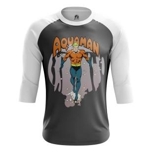 Мужские Регланы Aquaman. Доставка по всей России