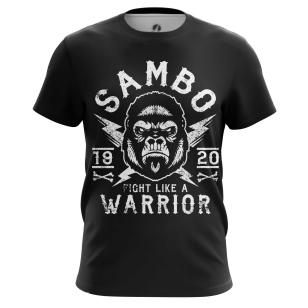 Футболка Warrior - купить в teestore. Доставка по РФ