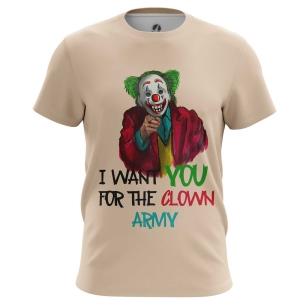 Футболка Join clown army - купить в teestore. Доставка по РФ
