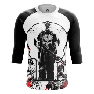Мужской Реглан 3/4 Punisher 4 - купить в teestore