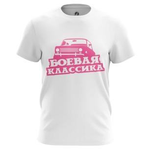 Футболка Боевая Классика 2 - купить в teestore. Доставка по РФ