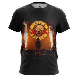 Футболка Guns N' Roses - купить в teestore. Доставка по РФ