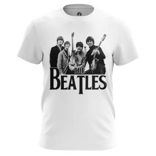 Футболка The Beatles - купить в teestore. Доставка по РФ