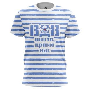 Футболка Тельняшка ВДВ - купить в teestore. Доставка по РФ