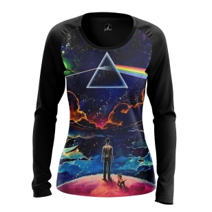 Женский Лонгслив The dark side - купить в teestore