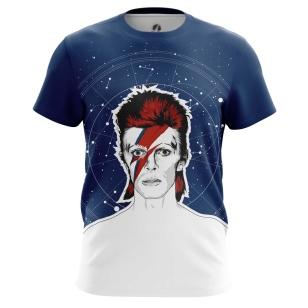 Футболка David Bowie - купить в teestore. Доставка по РФ