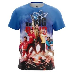 Футболка Big Bang Theory - купить в teestore. Доставка по РФ