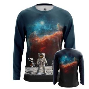Мужской Лонгслив Космонавты - купить в teestore