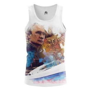 Мужская Майка С Путиным - купить в teestore