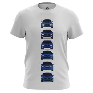 Футболка Subaru Impreza WRX - купить в teestore. Доставка по РФ