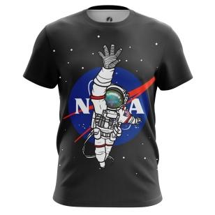 Футболка НАСА - купить в teestore. Доставка по РФ