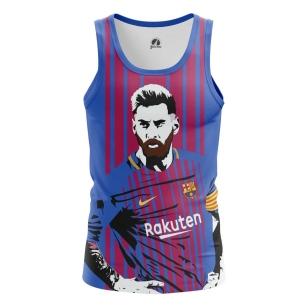 Мужская Майка Messi - купить в teestore