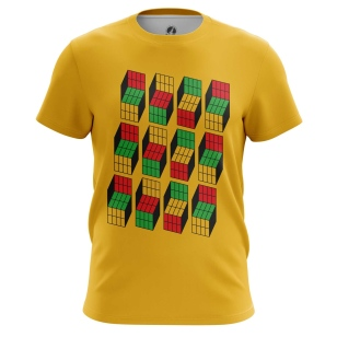 Футболка Кубик Рубика - купить в teestore. Доставка по РФ