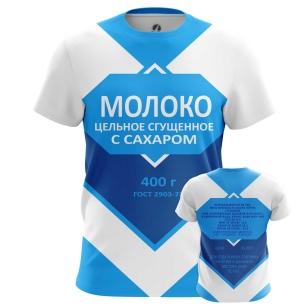 Футболка Сгущенка - купить в teestore. Доставка по РФ