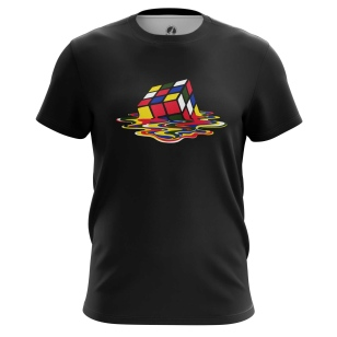 Футболка Cube - купить в teestore. Доставка по РФ