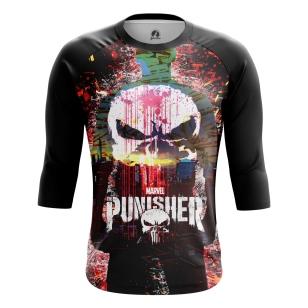 Мужской Реглан 3/4 Punisher 2 - купить в teestore