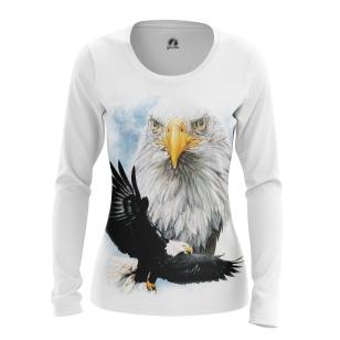 Женский Лонгслив White Eagle - купить в teestore
