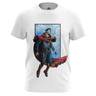 Футболка Стимпанк Супермен - купить в teestore. Доставка по РФ