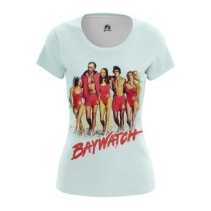 Женская Футболка Baywatch - купить в teestore