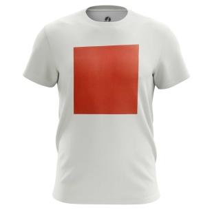 Футболка Красный квадрат - купить в teestore. Доставка по РФ