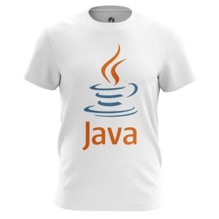 Футболка Java - купить в teestore. Доставка по РФ