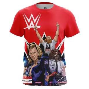 Футболка WWE - купить в teestore. Доставка по РФ