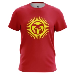 Футболка Кыргызстан - купить в teestore. Доставка по РФ