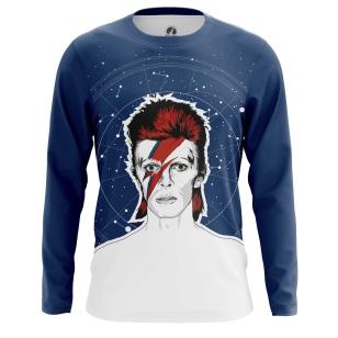 Мужской Лонгслив David Bowie - купить в teestore
