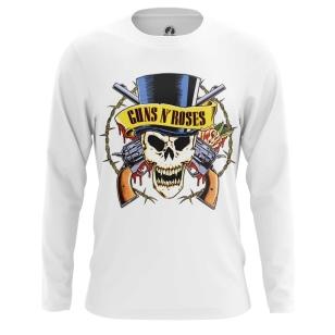 Мужской Лонгслив Guns N' Roses Logo - купить в teestore
