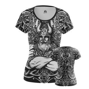 Женская футболка Viking  купить