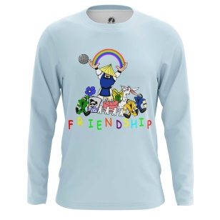 Мужской Лонгслив Friendship - купить в teestore