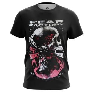 Футболка Fear Factory - купить в teestore. Доставка по РФ