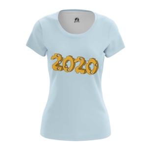 Женская Футболка НГ 2020 - купить в teestore