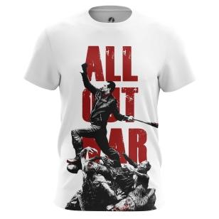 Футболка All Out War - купить в teestore. Доставка по РФ