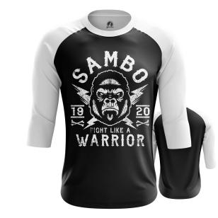 Мужской Реглан 3/4 Warrior - купить в teestore