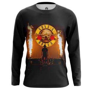 Мужской Лонгслив Guns N' Roses - купить в teestore