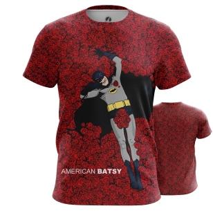Футболка American Batsy - купить в teestore. Доставка по РФ