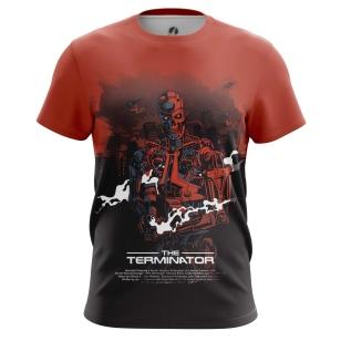 Футболка Terminator - купить в teestore. Доставка по РФ