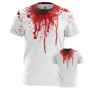 Футболка Blood - купить в teestore. Доставка по РФ