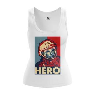 Женская Майка Hero - купить в teestore
