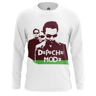 Мужской Лонгслив Depeche Mode - купить в teestore