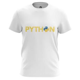 Футболка Python - купить в teestore. Доставка по РФ